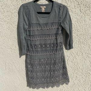 Sundance Lacy Sweater Dress